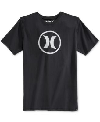 Hurley Men's Icon Dri-FIT Graphic-Print Logo T-Shirt