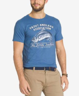 G.H. Bass & Co. Men's Trout Association T-Shirt
