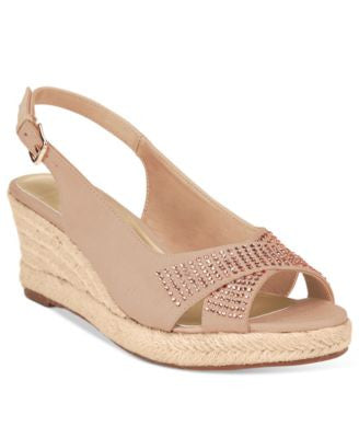 Karen Scott Dotti Espadrille Wedge Sandals, Only at Vogily