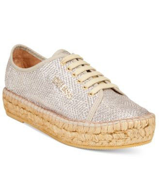 GUESS Women's Susi Espadrille Sneaker