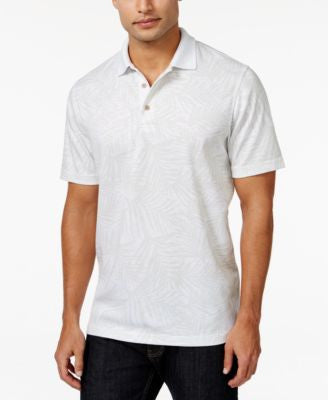 Tasso Elba Men's Big & Tall Palm Polo, Only at Vogily