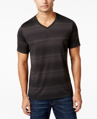 Alfani Slim Ethan Performance Striped Shirt, Only at Vogily