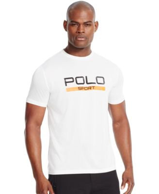 Polo Sport Men's Performance Jersey T-Shirt