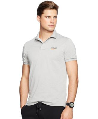 Polo Sport Men's Pima Piqué Mesh Polo Shirt