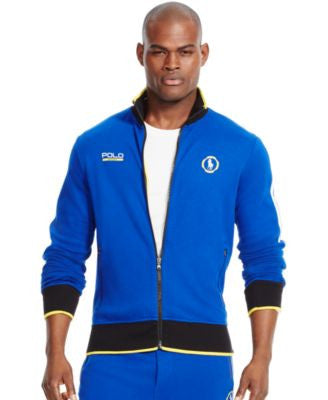 Polo Sport Men's Interlock Track Jacket