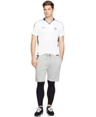 Polo Sport Men's Double-Knit Athletic Stretch Shorts