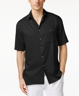 Campia Moda Men's Button-Front Short-Sleeve Shirt