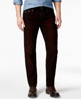 True Religion Men's Ricky Corduroy Pants