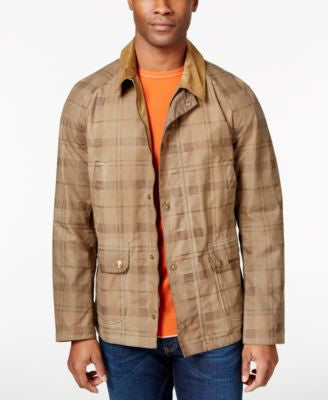 Barbour Men's Alness Tailored Wax Jacket