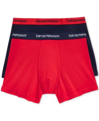 Emporio Armani Men's Boxer Brief, 2-Pack