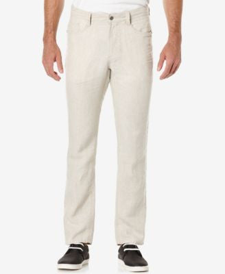 Cubavera Men's Linen Five-Pocket Pants