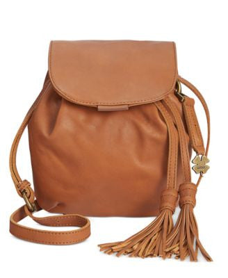 Lucky Brand Jordan Tasseled Mini Crossbody