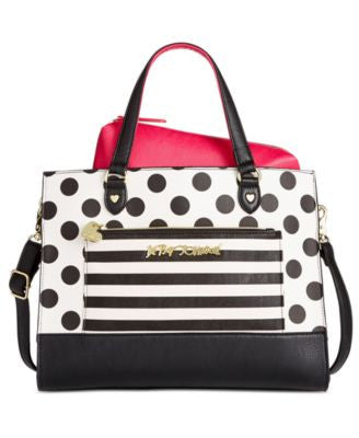 Betsey Johnson Bag-in-Bag Tote
