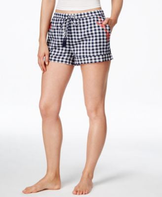 Lucky Brand Embroidered Pajama Shorts