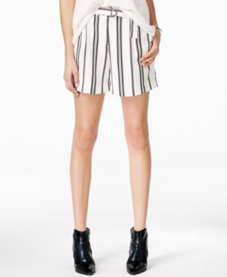 Sanctuary Essential Boulevard Striped Shorts