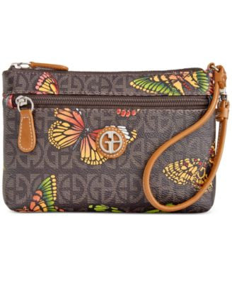 Giani Bernini Butterfly Wristlet, Only at Vogily