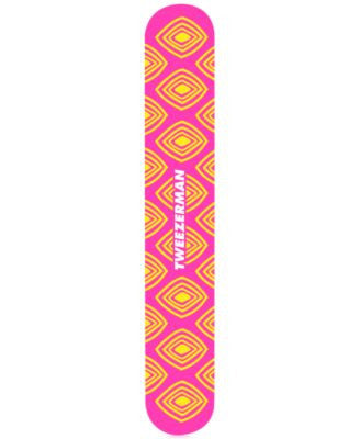 Tweezerman Moroccan Oasis Dual Sided Nail File