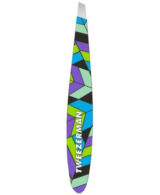 Tweezerman Aztec Rainbow Slant Tweezer