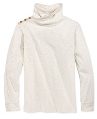 American Rag Men's Long-Sleeve Funnel-Neck Shirt, Only at Vogily