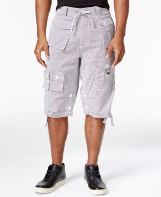 Sean John Men's Flight Cargo Shorts