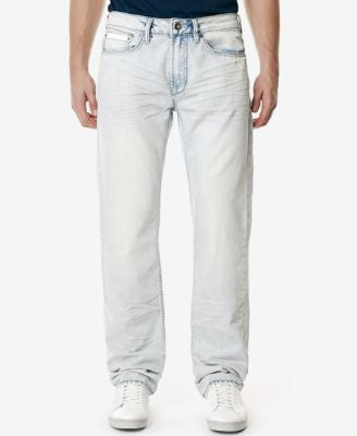 Buffalo David Bitton Men's Driven Straight Fit Jeans