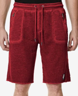 Buffalo David Bitton Men's Firlato Faux-Fleece Shorts