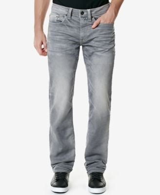 Buffalo David Bitton Men's Six-X Slim Straight Fit Jeans