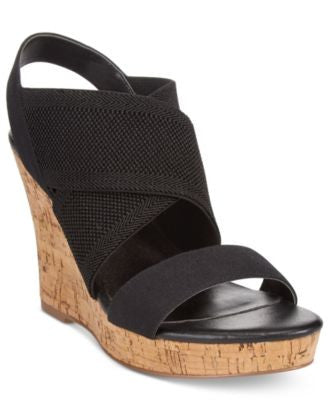 CHARLES by Charles David Luv Platform Wedge Sandals