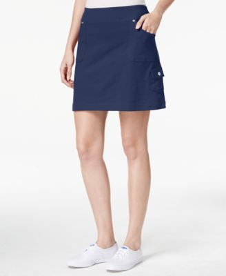 Style & Co. Petite Pull-On Skort, Only at Vogily