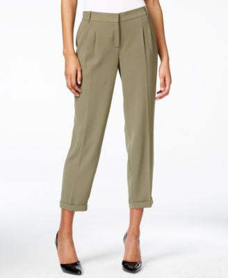 Bar III Cropped Pants