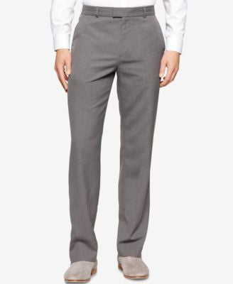 Calvin Klein Men's Herringbone Cool Tech Pants