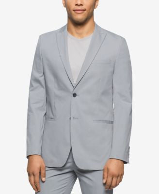 Calvin Klein Men's Tech Suit Jacket