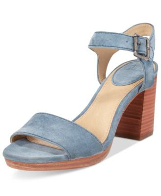 Frye Women's Blake Block Heel Sandals