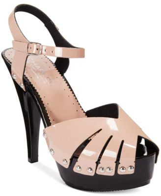 CHARLES by Charles David Sammy Patent High Heel Sandals
