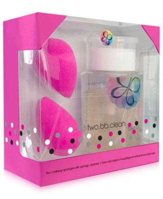 beautyblender® pink beautyblender® duo and blendercleanser®, 5 oz