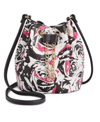 INC International Concepts Pia Mini Bucket Bag, Only at Vogily