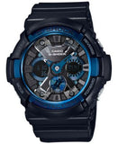G-Shock Men's Analog-Digital Black Resin Bracelet Watch 55x52mm GA200CB-1A