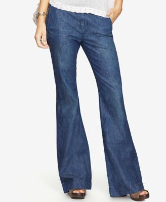 Denim & Supply Ralph Lauren Alston High-Rise Flared Jeans