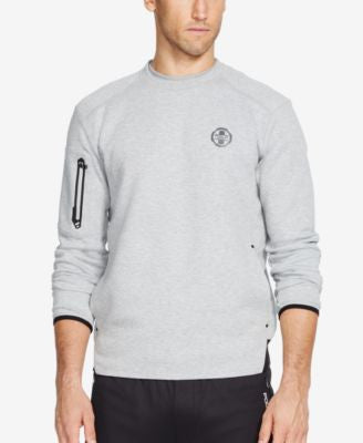 Polo Sport Men's Double-Knit Crew Neck Sweatshirt