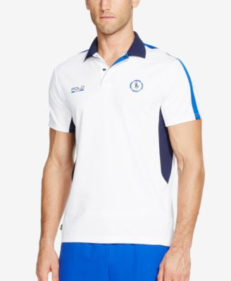 Polo Sport Men's Pique Mesh Polo Shirt