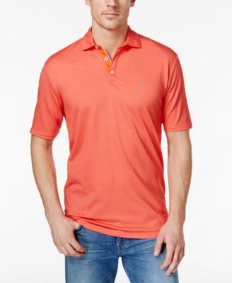Tommy Bahama Men's Big and Tall Double Eagle Spectator Polo