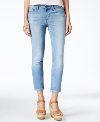 Jessica Simpson Juniors' Forever Cropped Skinny Jeans
