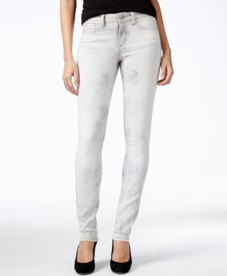 Jessica Simpson Juniors' Cherish Juniper Wash Skinny Jeans