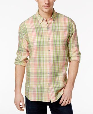 Tommy Bahama Men's Sun Direction Linen Shirt