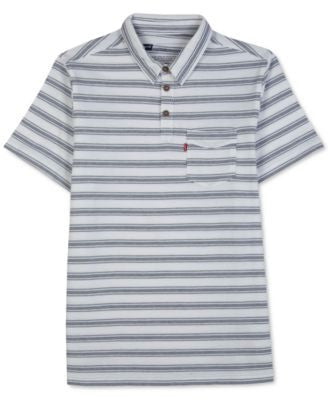 Levi's Men's Striped Nollo Polo