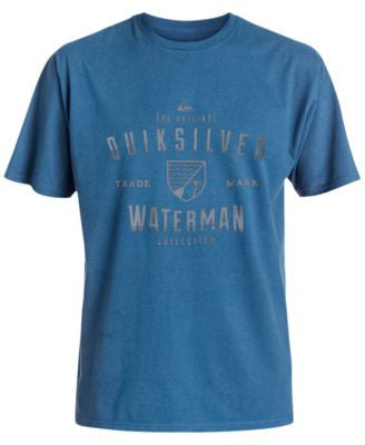 Quiksilver Waterman Odyssea Graphic-Print T-Shirt