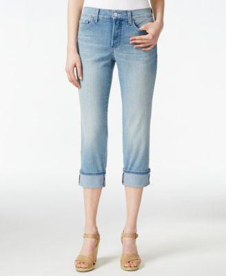 NYDJ Petite Dayla Manhattan Beach Wash Jeans