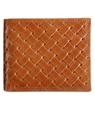 Tasso Elba Men's Austin Double Billfold, Only at Vogily