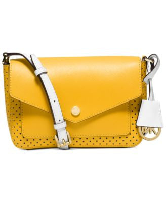 MICHAEL Michael Kors Greenwich Small Flap Crossbody