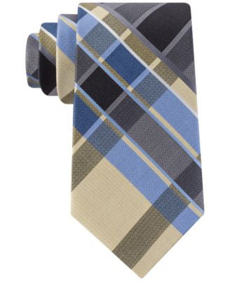 MICHAEL Michael Kors Men's Playful Plaid Tie